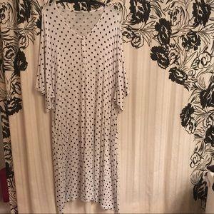 Dresses & Skirts - Dwell And Slumber polka dot
